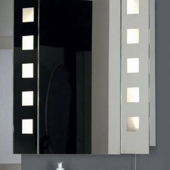 "зеркало с подсветкой ""кинопленка"""