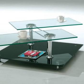 трёхуровневый журнальный столик